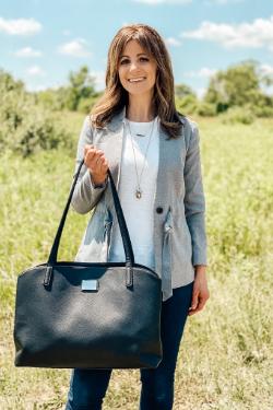313 Laptop|Work Bag  By: Jenna Kator