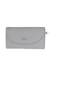 Adrian Wristlet|Wallet - Farmhouse Gray