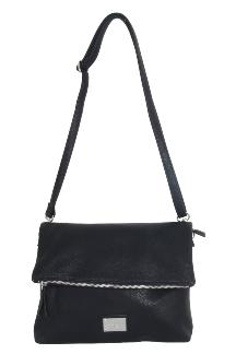 Albion Handbag - Night Sky Black