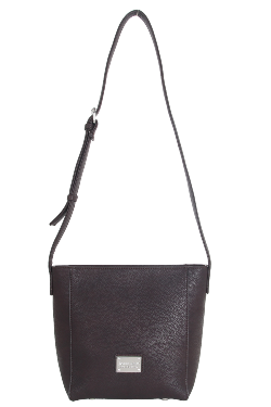 Alma Crossbody - Chestnut Brown