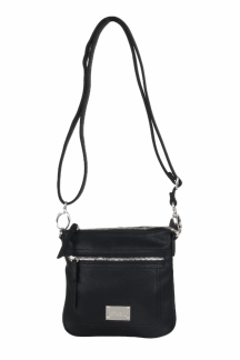 Armada Crossbody - Onyx Black
