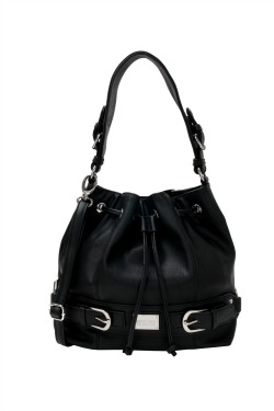 Bellaire Handbag - Black Licorice