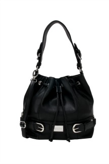 Bellaire Handbag - Black Licorice