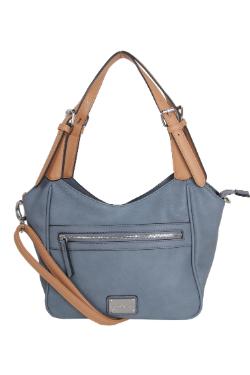 Berrien Springs Handbag - Dusty Blue