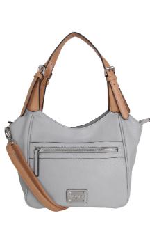 Berrien Springs Handbag - Farmhouse Gray