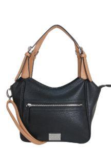 Berrien Springs Handbag - Night Sky Black