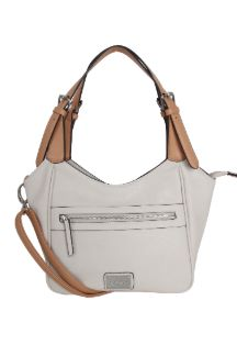 Berrien Springs Handbag - Cream