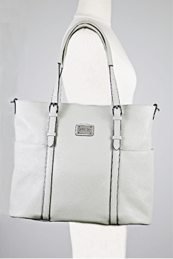 Commerce Tote - Farmhouse Gray