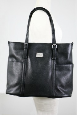 Commerce Tote - Black Licorice