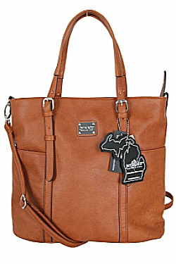 Commerce Tote - Rustic Tan