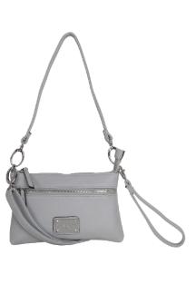 Cross Village Handbag - Farmhouse Gray
