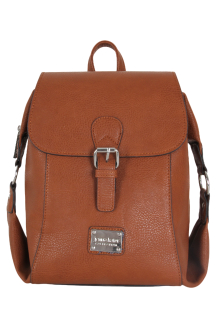 Dexter Backpack - Rustic Tan
