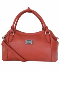 Farmington Handbag - Burnt Orange