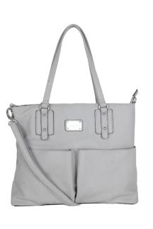 Fowlerville Handbag - Farmhouse Gray