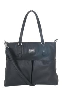 Fowlerville Handbag - Night Sky Black