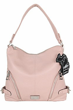 Frankfort Hobo - Blush Pink