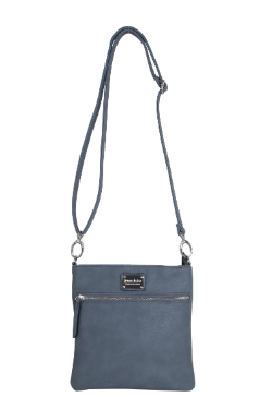 Glen Arbor Crossbody - Dusty Blue