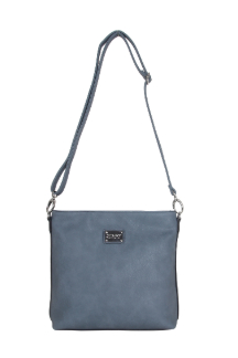 Grand Traverse Bay Crossbody - Dusty Blue