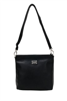 Grand Traverse Bay Crossbody - Black Licorice