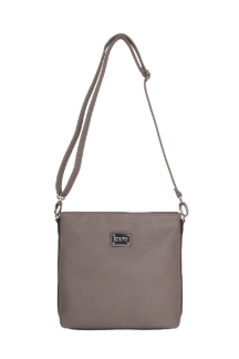 Grand Traverse Bay Crossbody - Mocha