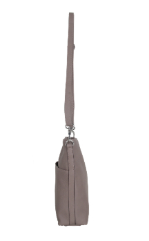 Grand Traverse Bay Crossbody - Mocha (Side)