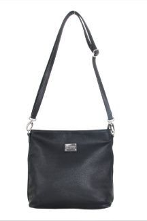 Grand Traverse Bay Crossbody - Night Sky Black
