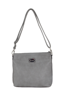 Grand Traverse Bay Crossbody - Smoky Gray