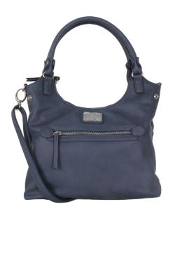 Hastings Handbag - Lapis
