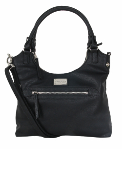 Hastings Handbag - Onyx Black