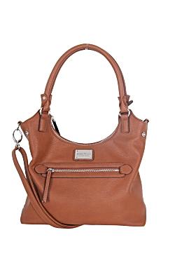 Hastings Handbag - Rustic Tan