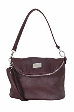 Holland Handbag - Wine