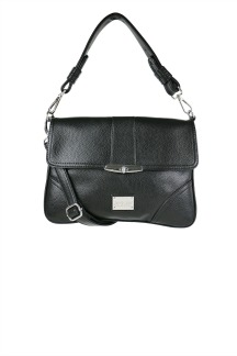 Holly Handbag - Jet Black