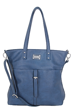 Howell Tote - Navy