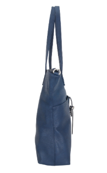 Howell Tote - Navy (Side)