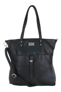 Howell Tote - Onyx Black