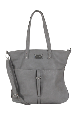 Howell Tote - Smoky Gray