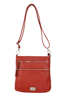 Mackinac Bridge Crossbody - Burnt Orange