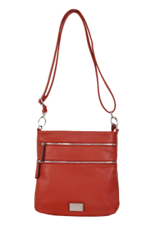 Mackinac Crossbody - Burnt Orange