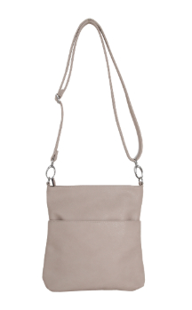 Mackinac Bridge Crossbody - Rosé (Back)