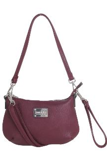 Metamora Handbag - Mulberry