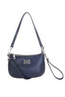 Metamora Handbag - Navy