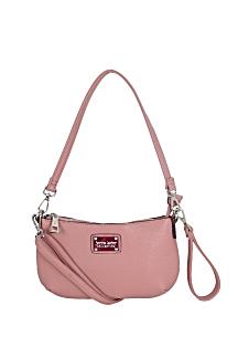 Metamora Handbag - Rose Pink