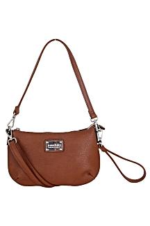 Metamora Handbag - Rustic Tan