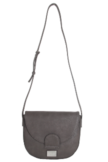 Olivet Crossbody- Twilight Gray