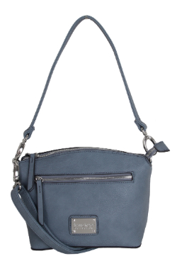Old Mission Handbag - Dusty Blue