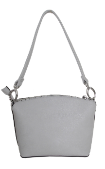 Old Mission Handbag - Farmhouse Gray (Back)
