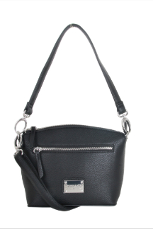 Old Mission Handbag - Night Sky Black
