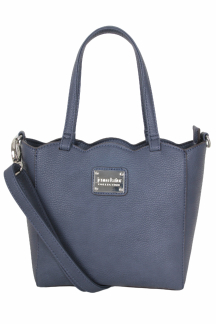 Oxford Handbag - Lapis