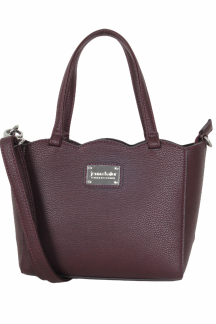 Oxford Handbag - Wine
