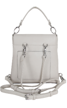 Petoskey Backpack - Cream (Back)
